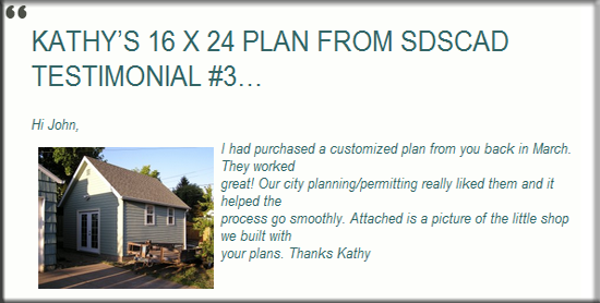 Testimonial 32 House Cabin Special Offer