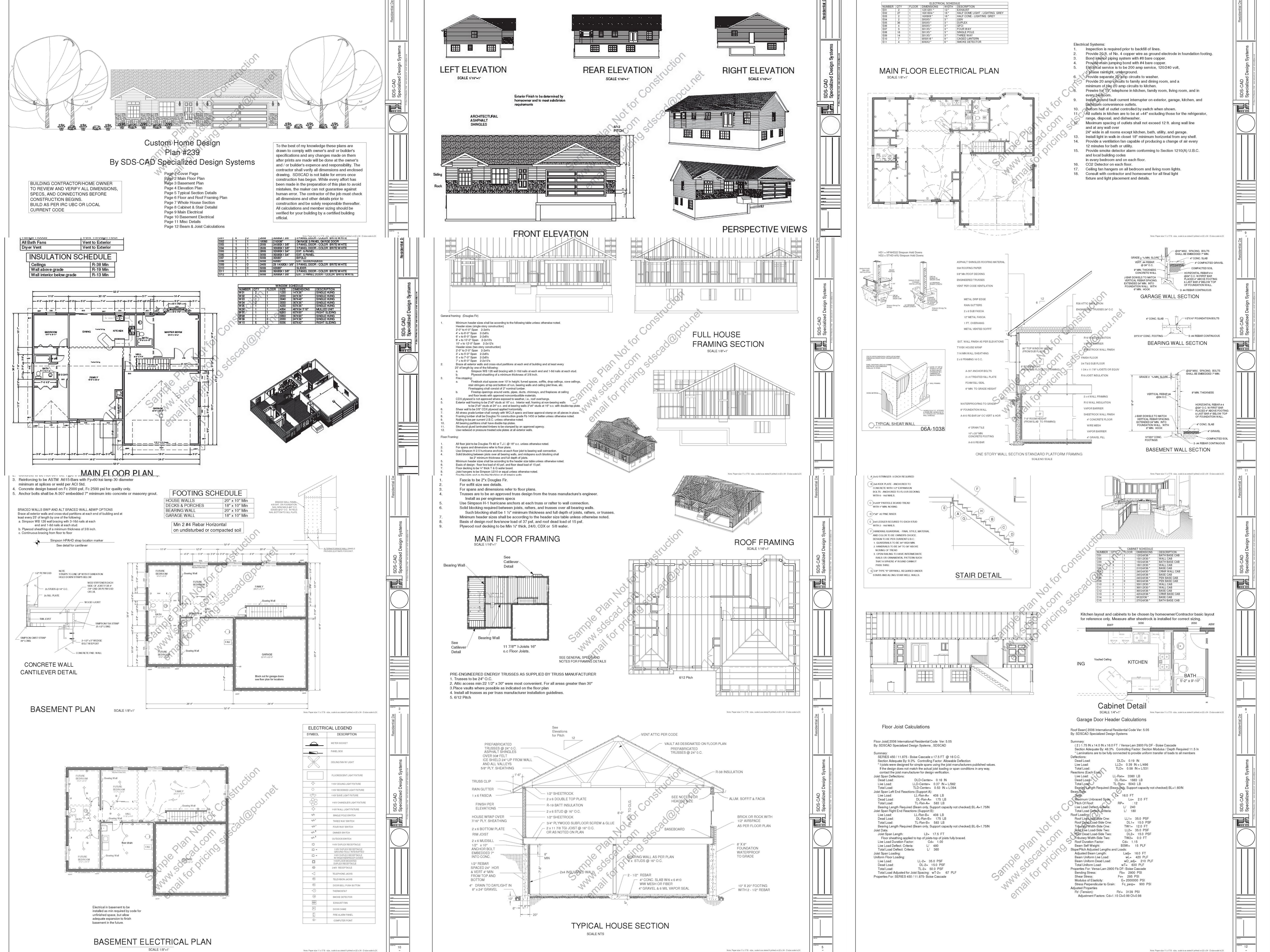 Bunkhouse and small cabin plans and blueprints mendon utah Bunkhouse floor plans
